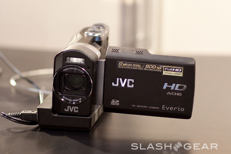 JVC Everio X GZ-X900 hands-on video & sample footage