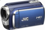 JVC Everio camcorders: HD, HDD and SDHC