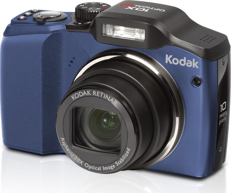Kodak EasyShare Z915: 10MP snapper in grown-up casing
