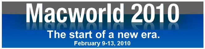 Macworld 2010 moves to February