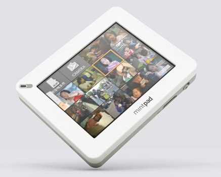 mintpad 2.86″ Internet Tablet coming to US [Video]