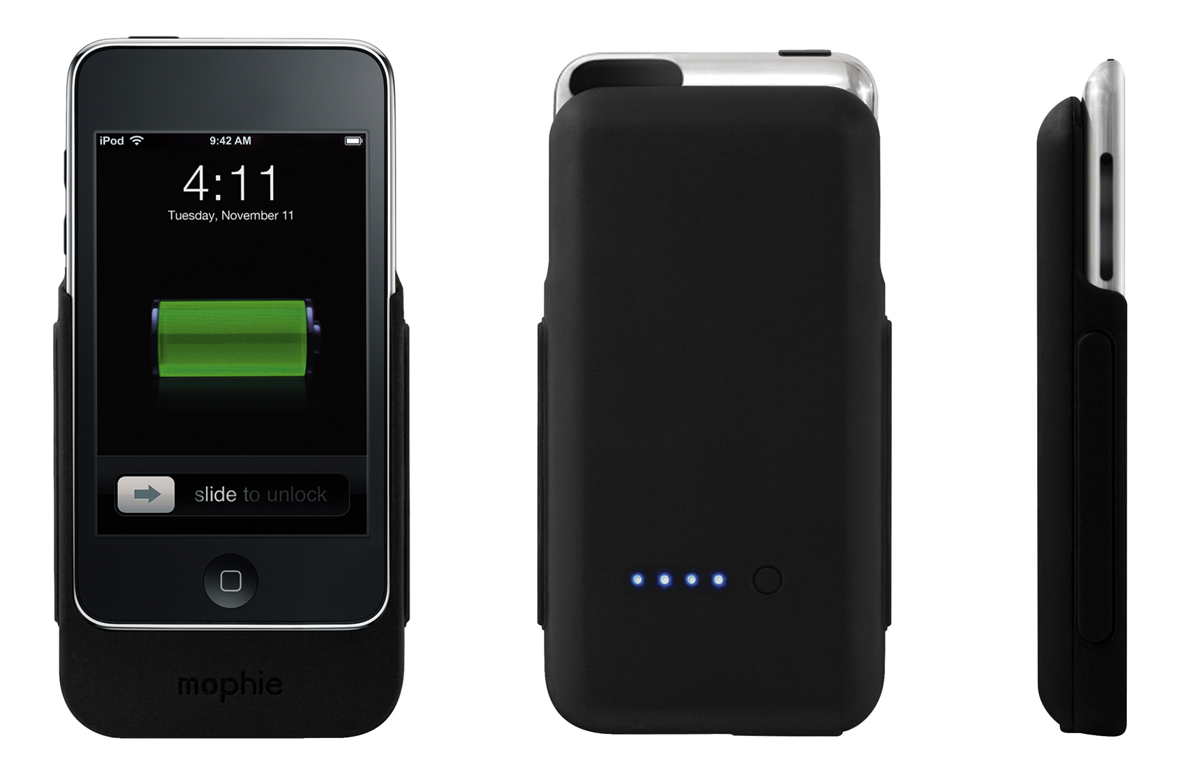 mophie Juice Pack for iPod touch 2G announced