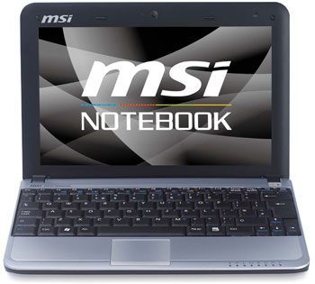 MSI Wind U110 Eco 9-hour netbook lands for $400