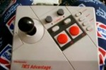 NES Advantage modded into Xbox 360 controller