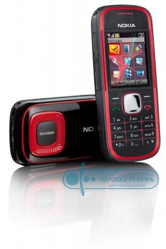 Nokia 5730 and 5330 XpressMusic leak