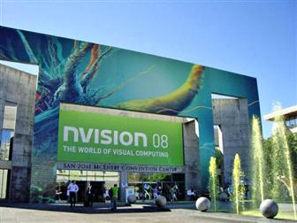 NVIDIA can NVISION 2009 conference