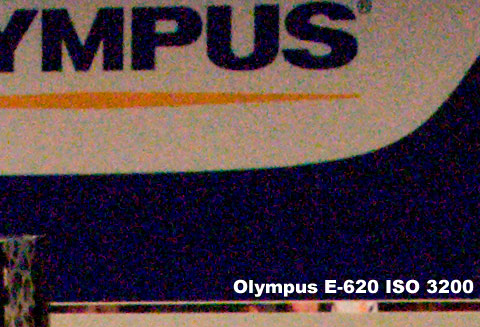 PMA 2009 – Olympus E-620 hands-on : video intro and high ISO images from Raw files