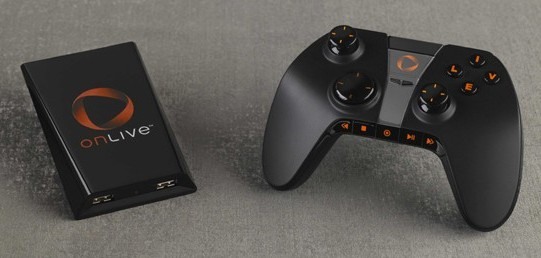 OnLive: on-demand cloud gaming