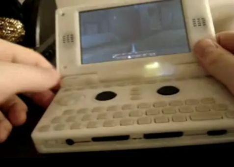 Pandora open-source console Quake 60fps video demo