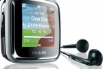 Philips GoGear Spark PMPs with OLED display