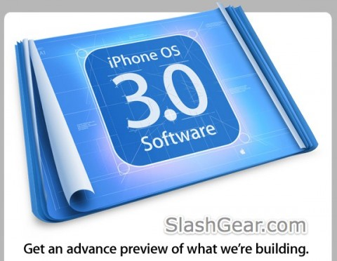 Apple iPhone OS 3.0 liveblog starts in an hour!