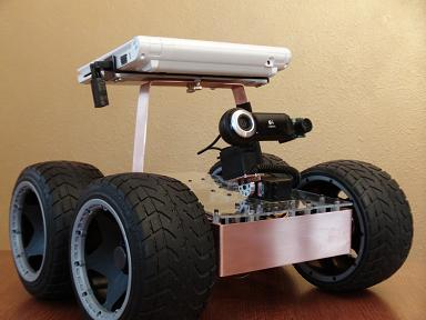 RoBe:Do netbook-powered autonomous robots