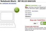 Samsung N110 netbook pre-orders start
