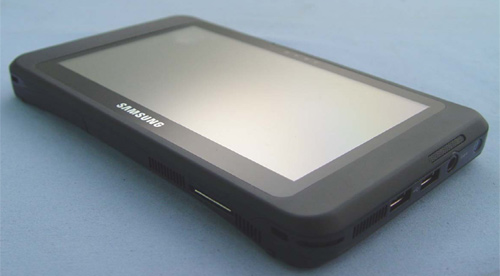 Samsung NP-Q1EX UMPC revealed