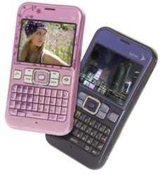 Sprint to get Kyocera Sanyo texting phone