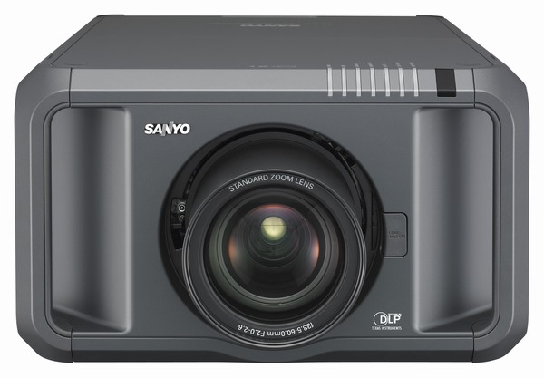 Sanyo PDG-DHT100L DLP projector: 1080p, 6500 lumens