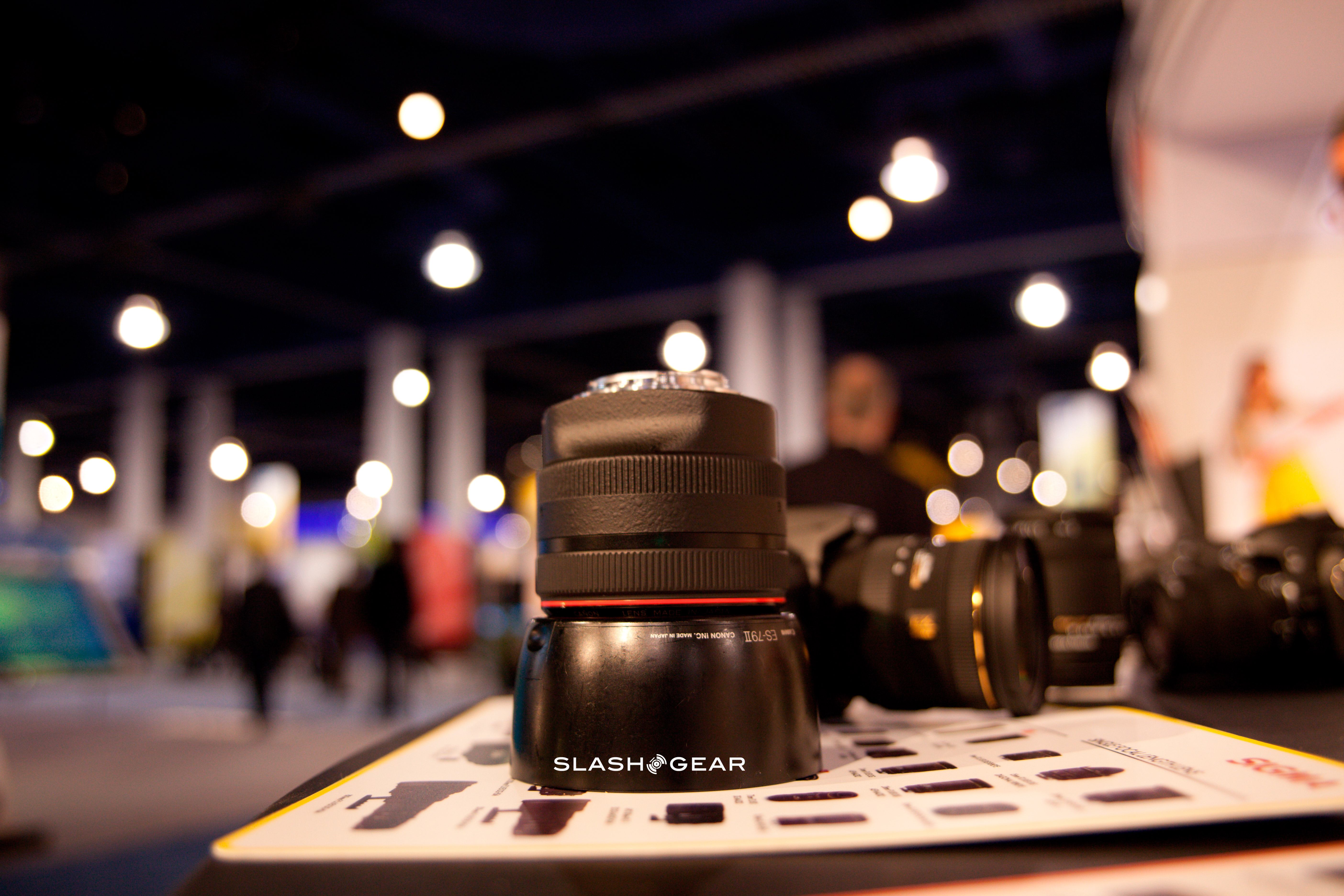 Sigma new 24-70mm f/2.8 IF EX DG HSM hands-on : sharpness at wide open