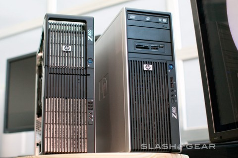 HP add NVIDIA Tesla GPU and CS4 accelerator options to Z-series workstations