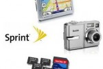 Sprint 3G talks with Garmin, Kodak & SanDisk?