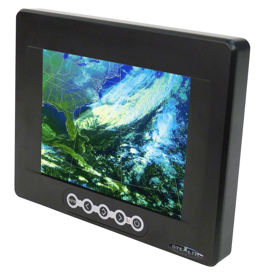 Stealth Model TT-840 rugged touchscreen