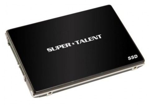 Super Talent UltraDrive SSDs get speed-boost Windows 7 firmware