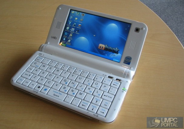 UMID M1 mbook reviewed: great mobile comms device