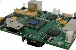 VIA P710-HD graphics module for Pico-ITXe board