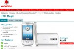 HTC Magic hitting UK in April confirms Vodafone