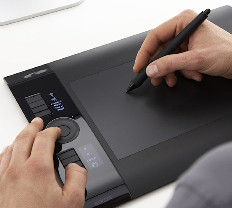 Wacom Intuos4 tablets launch: Video Unboxing & Demo