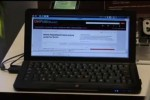 Wistron Firstbook Snapdragon-based 3G netbook