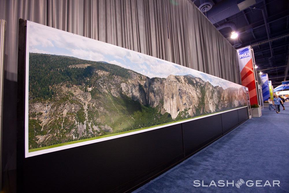 Yosemite in 45 Gigapixels