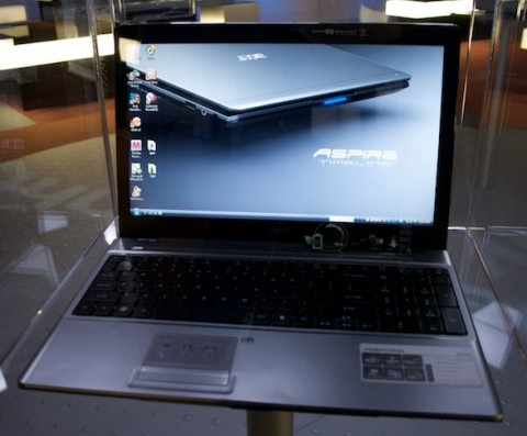 Acer Timeline ultraportables suffer panel shortages