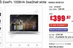 ASUS Eee PC 1008HA up for UK pre-order