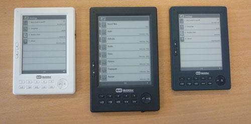 BeBook Mini E-Book Reader gets pictured