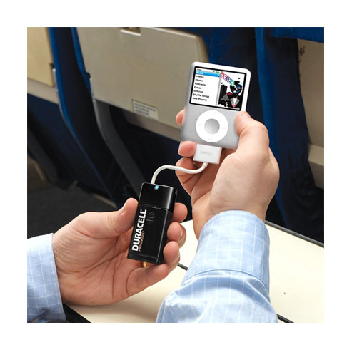 Duracell USB Charger debuts