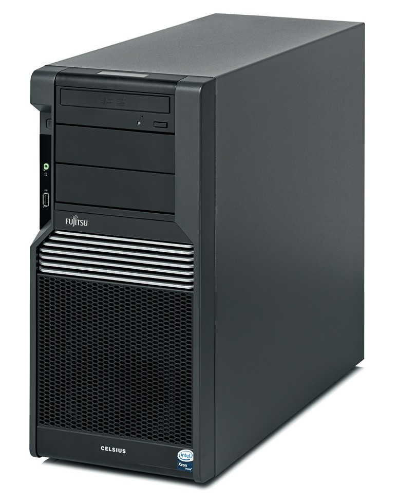 Fujitsu Siemens Celsius workstations get new Xeon boost