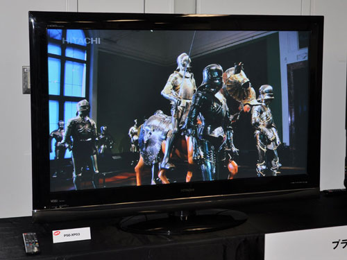 Hitachi announces 11 new HDTV models