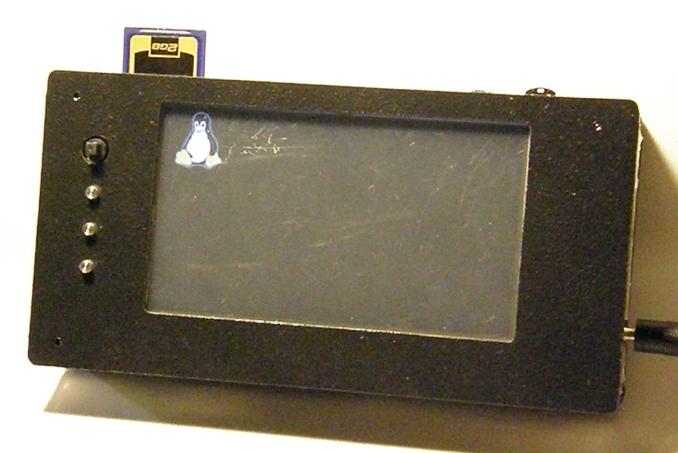 Beagle MID: DIY mobile internet device