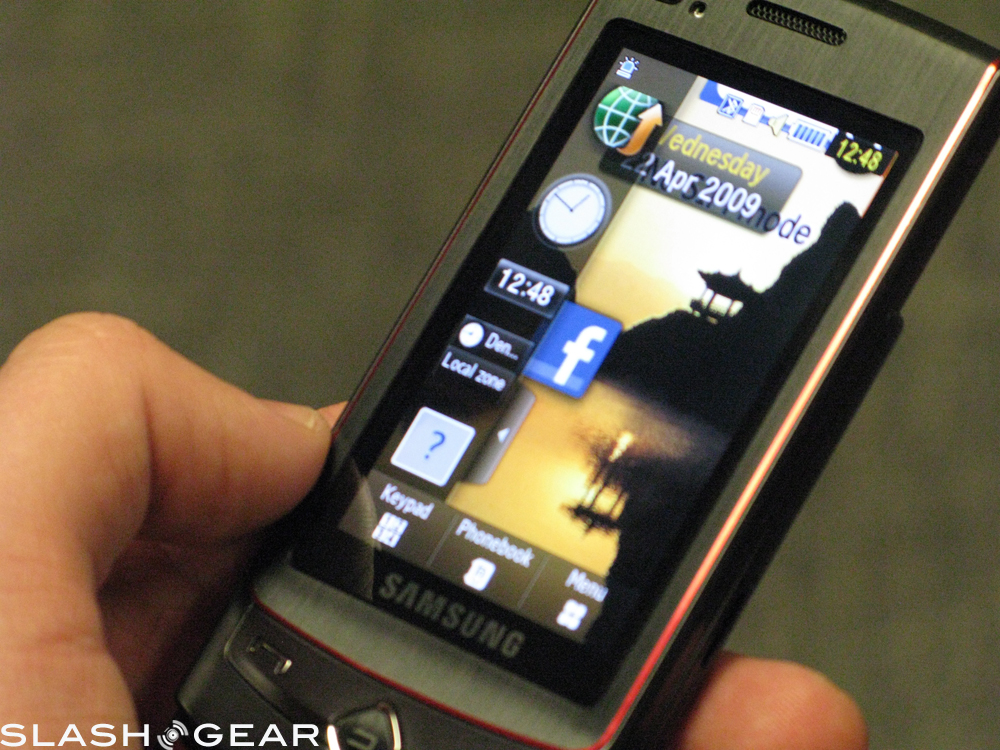 Samsung Tocco S8300 Ultra Edition review