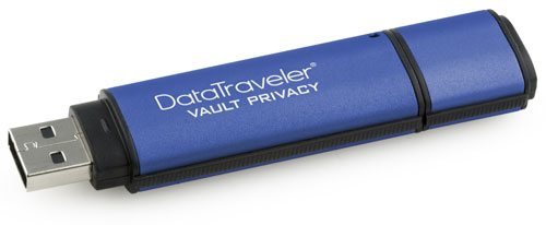Kingston DataTraveler Vault Privacy now works with Mac