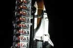 LEGO Space Shuttle: 65k bricks and 1,590hrs