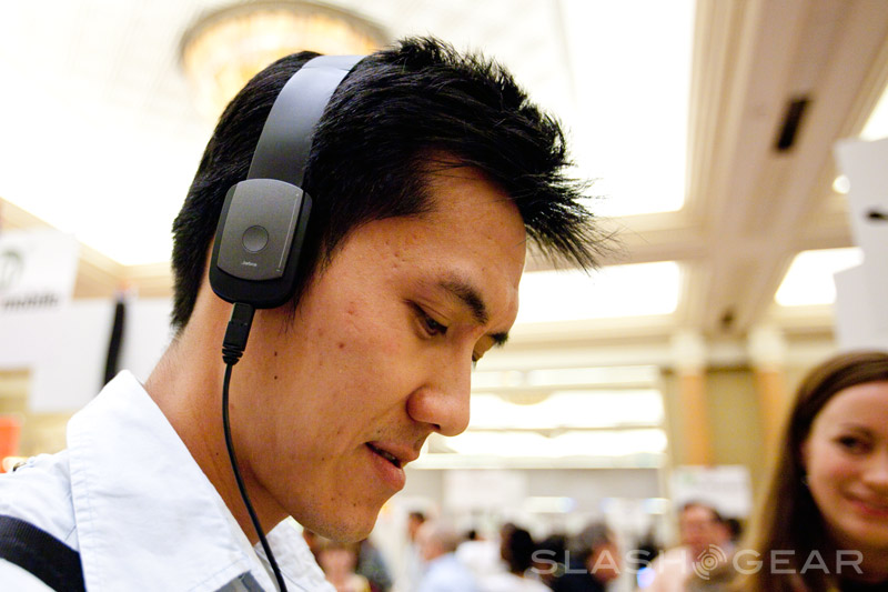 Jabra HALO and SP200 at MobileFocus CTIA