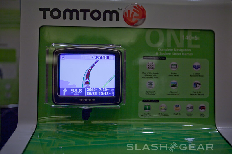 TomTom ONE 140 & 140S, XL 340 & 340S PNDs