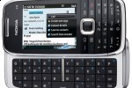 Nokia E75 officially shipping
