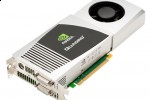 NVIDIA Quadro FX 4800 for Mac revealed