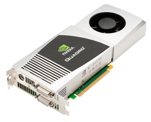 NVIDIA Quadro FX 4800 for Mac revealed