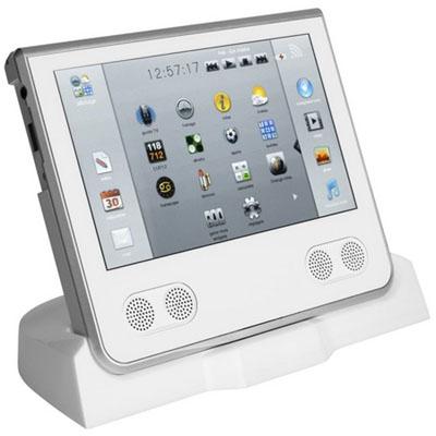 Orange Tabbee 7-inch WiFi internet tablet