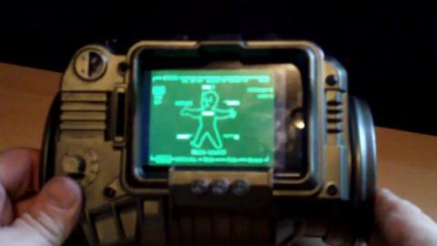 Fallout 3 Pip-Boy 3000 iPod touch mod