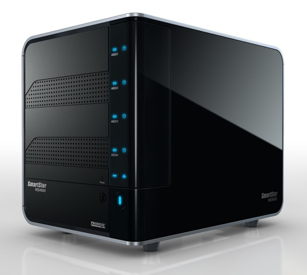 Promise SmartStor NS4600 and DS4300 announced