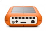 LaCie Rugged XL external drive announced